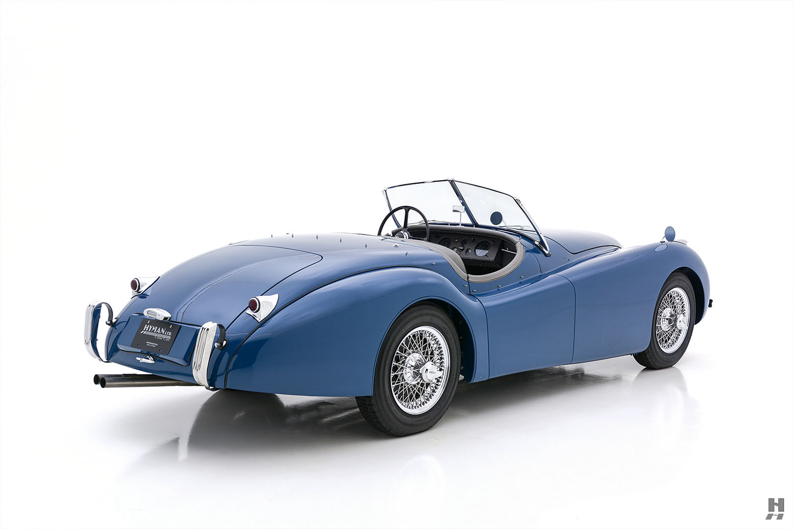 1951 JAGUAR XK120 ROADSTER For Sale (picture 5 of 6)