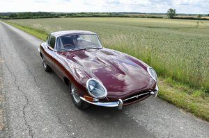 Picture of Fully Restored - 1961 Jaguar E-Type 3.8 Flat-floor RHD For Sale