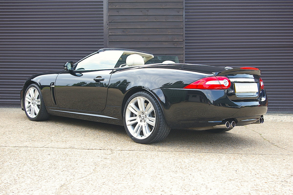 2010 Jaguar XKR 5.0 V8 S/C Convertible Automatic (33,000 miles) SOLD (picture 3 of 6)