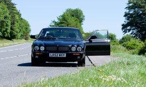 2002 Jaguar XJR100 For Sale