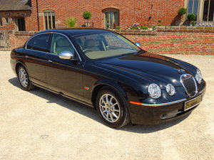 JAGUAR S TYPE 2.5 V6 AUTO 2005 27K MILES 1 OWNER FROM NEW  For Sale
