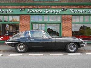 1970 Jaguar E-Type 4.2 Series II FHC 2+2 For Sale