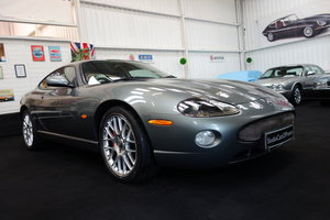 2005 Jaguar XKR 4.2 's' Final edition in beautiful condition SOLD