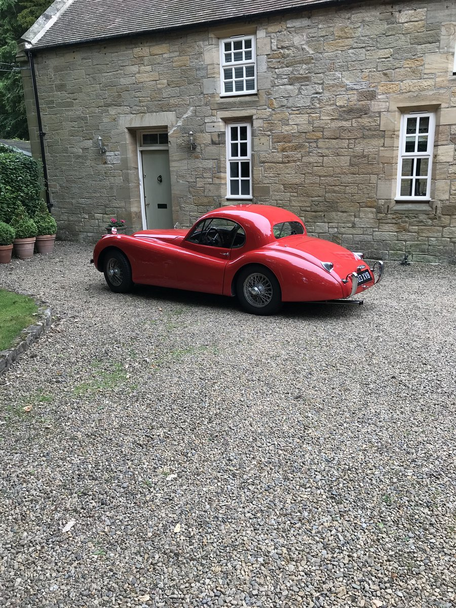 1953 Jaguar XK 120 se FHC . For Sale (picture 3 of 6)