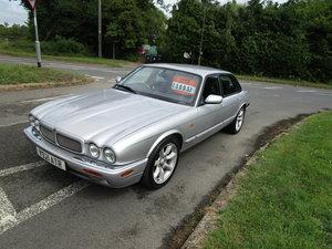 Jaguar XJR 2001 SOLD