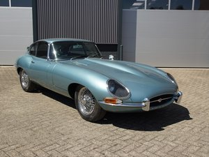 1964 Jaguar Etype S1 Coupe For Sale