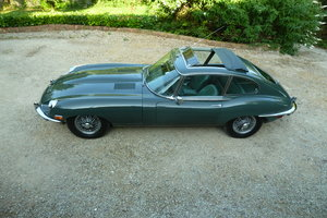 1968 Jaguar  e-type 2+2 Series 2 For Sale