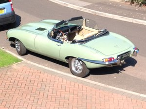 1967 JAGUAR E TYPE S1 For Sale