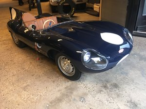 2003 Jaguar D-Type Junior