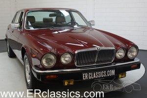 Jaguar XJ6 4.2 Sovereign 1986 Automatic gearbox, new paint For Sale