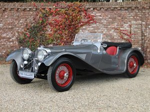 1936 Jaguar SS100 For Sale