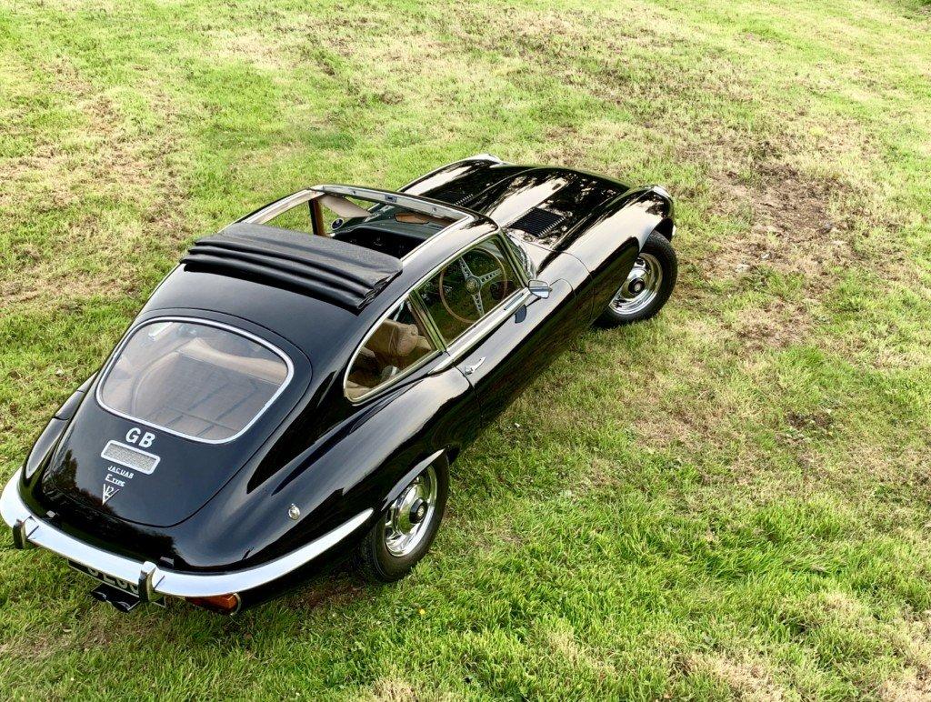 1972 jaguar E type S3 V12 2+2 For Sale (picture 4 of 6)