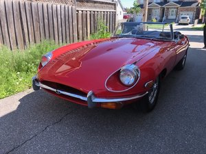 1968 Jaguar E-Type Roadster For Sale