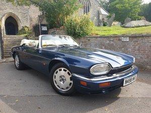 1995 Jaguar XJS 4.0 Celebration 1 owner from new