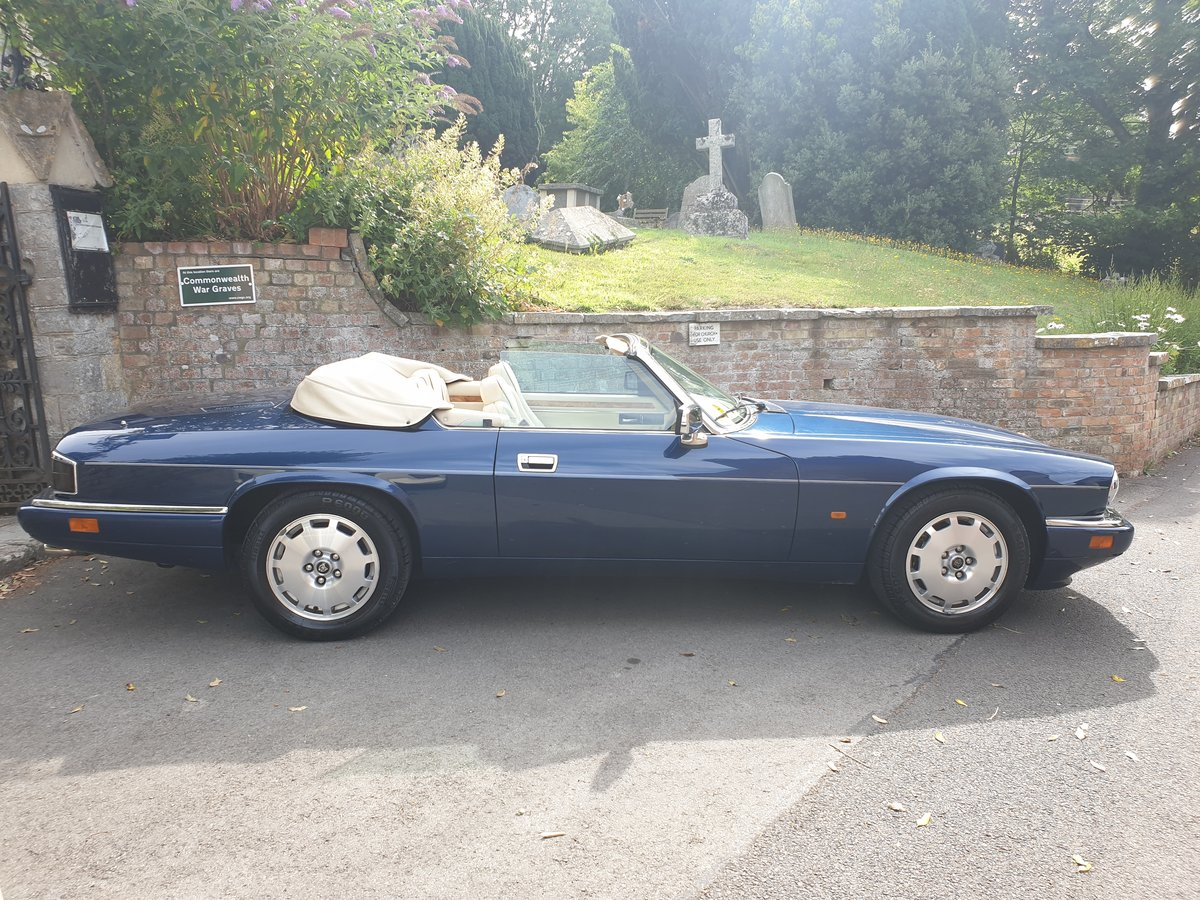 1995 Jaguar XJS 4.0 Celebration 1 owner from new  For Sale (picture 3 of 6)