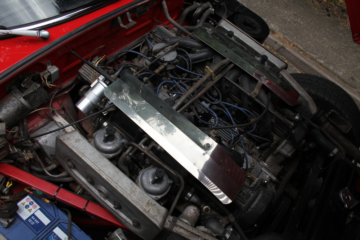 1973 Jaguar E-Type V12 Roadster- UK Manual, 1 owner 35 years For Sale (picture 19 of 24)