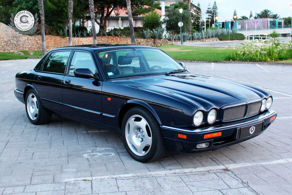 Jaguar XJR 1996 For Sale (picture 1 of 6)