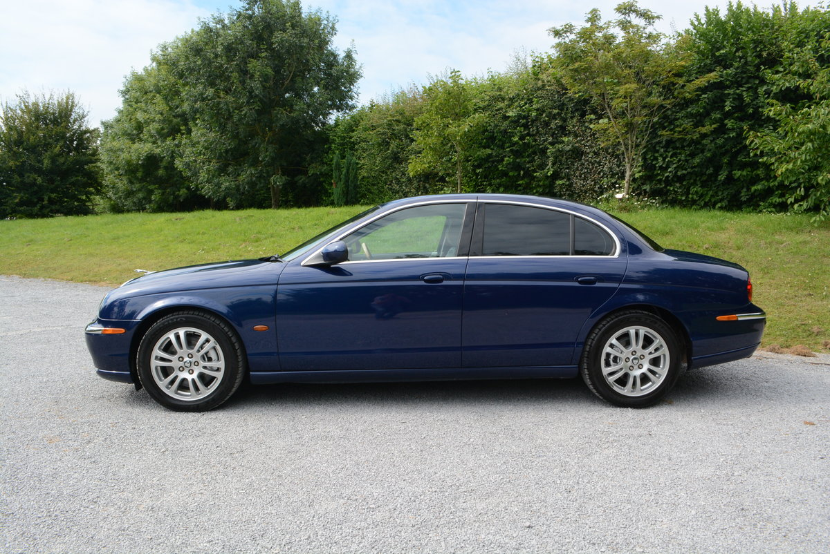2003 Jaguar S-Type 4.2 V8 Japanese Import Stunning Condition  For Sale (picture 2 of 6)