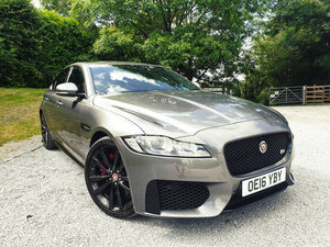2016 Jaguar XF-S 3.0V6 SuperCharged Stunning colour combination  For Sale