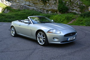 2006 Jaguar XK8 4.2 Convertible