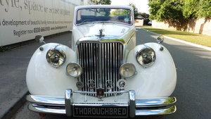 1951 Jaguar MK 5 3.5 Litre Drophead. UK RHD SUPERB CONDITION For Sale