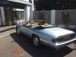 1995 Jaguar Xjs convertible 4.0 For Sale