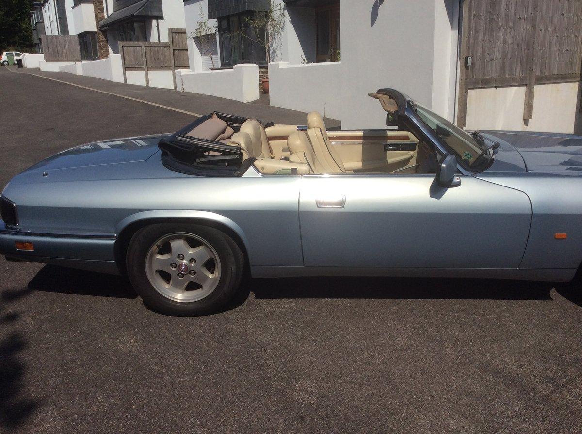 1995 Jaguar Xjs convertible 4.0 For Sale (picture 2 of 6)
