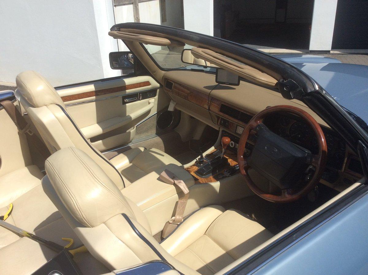 1995 Jaguar Xjs convertible 4.0 For Sale (picture 3 of 6)