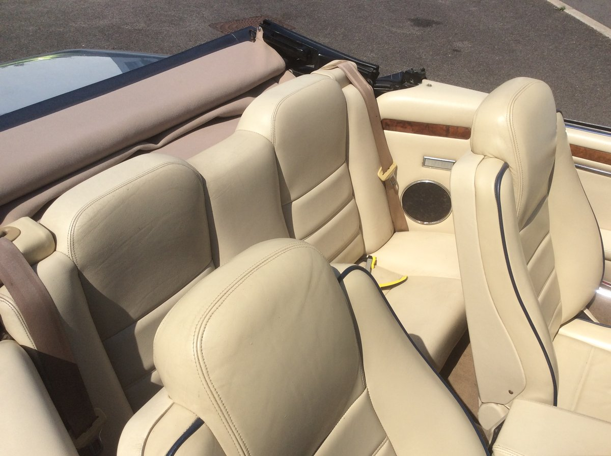 1995 Jaguar Xjs convertible 4.0 For Sale (picture 4 of 6)
