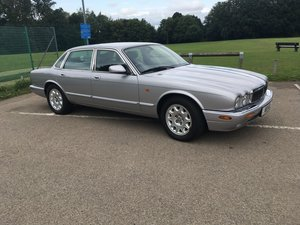 2002 Jaguar XJ8 3.2 Executive auto