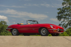1971 Jaguar E-Type Series II OTS For Sale