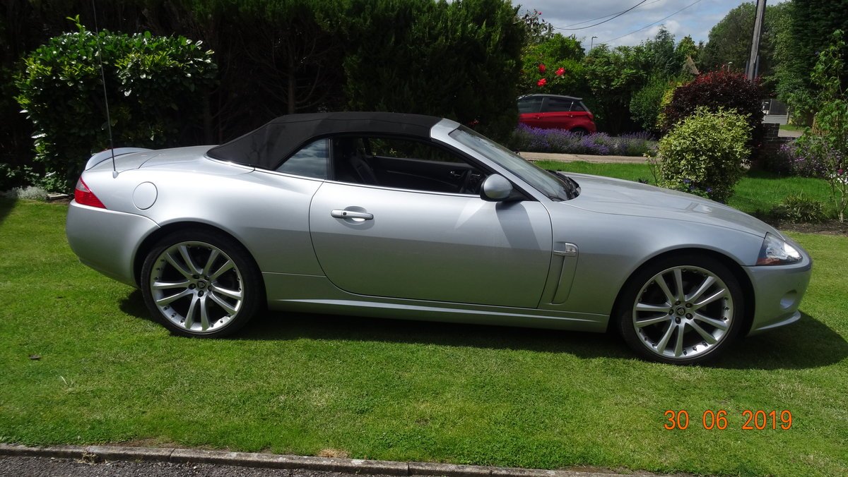 2006 Jaguar XK Convertible For Sale (picture 1 of 6)