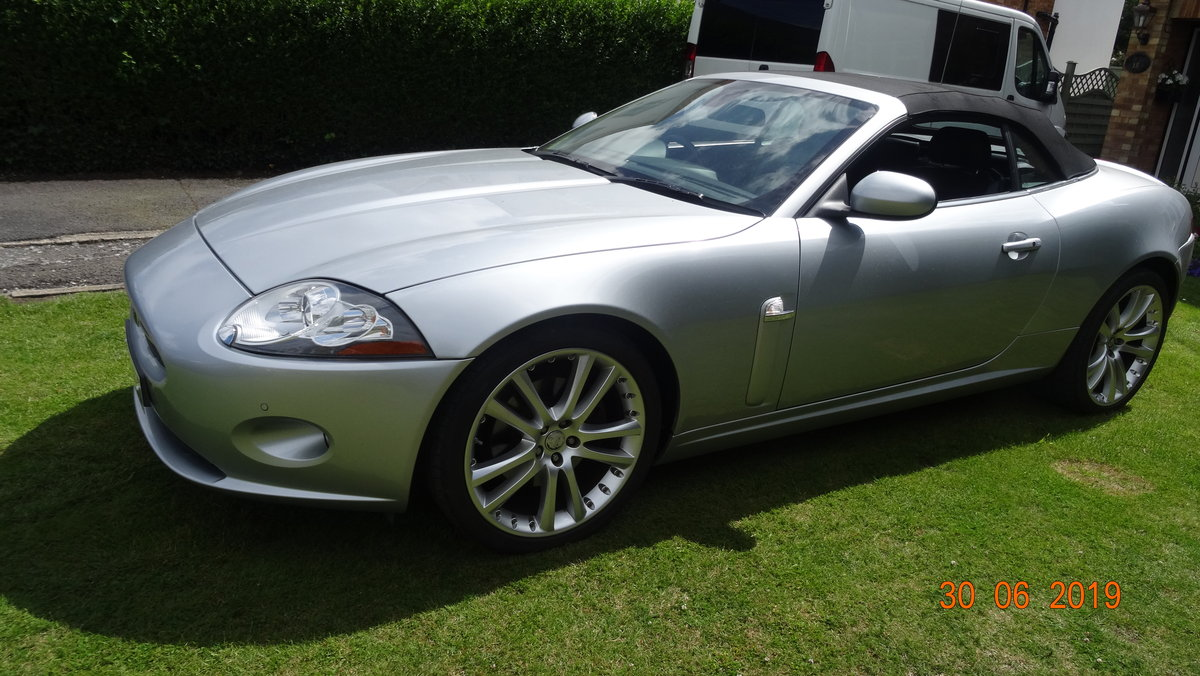 2006 Jaguar XK Convertible For Sale (picture 2 of 6)