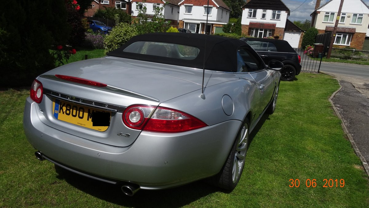 2006 Jaguar XK Convertible For Sale (picture 3 of 6)