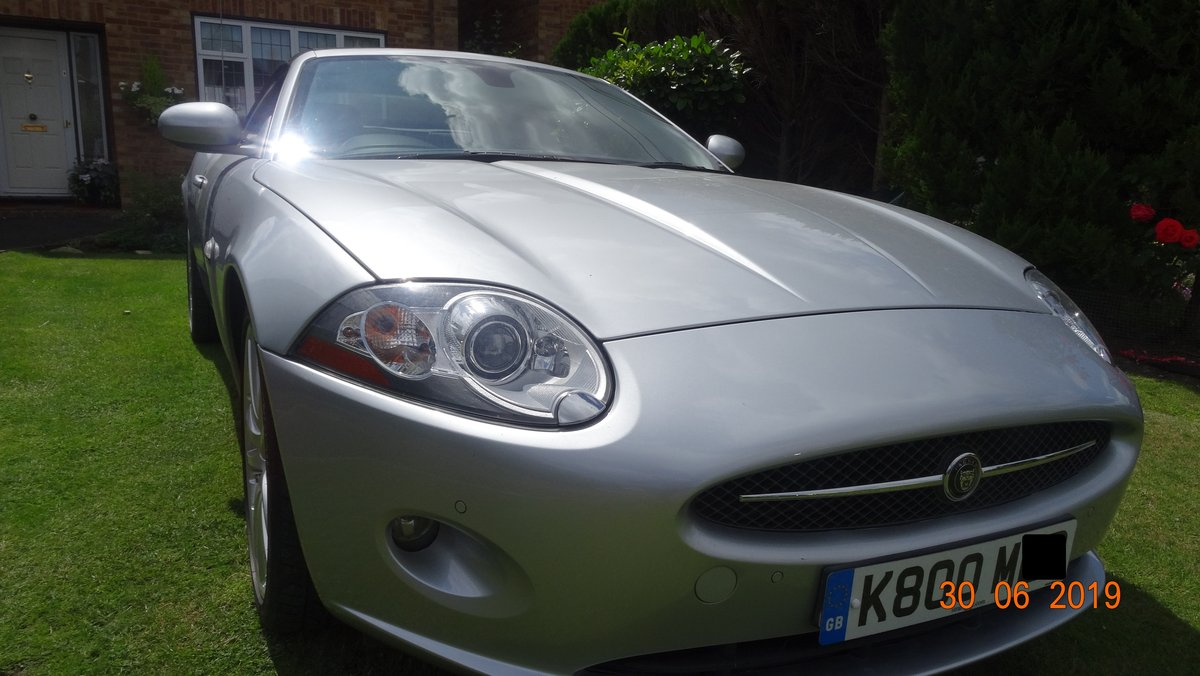 2006 Jaguar XK Convertible For Sale (picture 4 of 6)