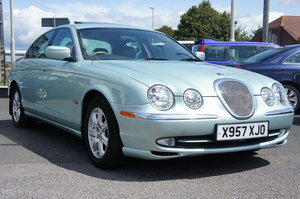 2000 Jaguar s-type - 13,000 miles - stunning For Sale