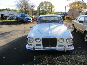 1967  Jaguar 420 - Beautiful Car