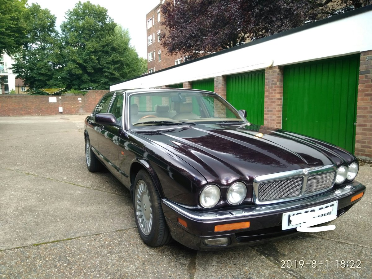 1995 JAGUAR XJ12 (X305) For Sale (picture 1 of 5)