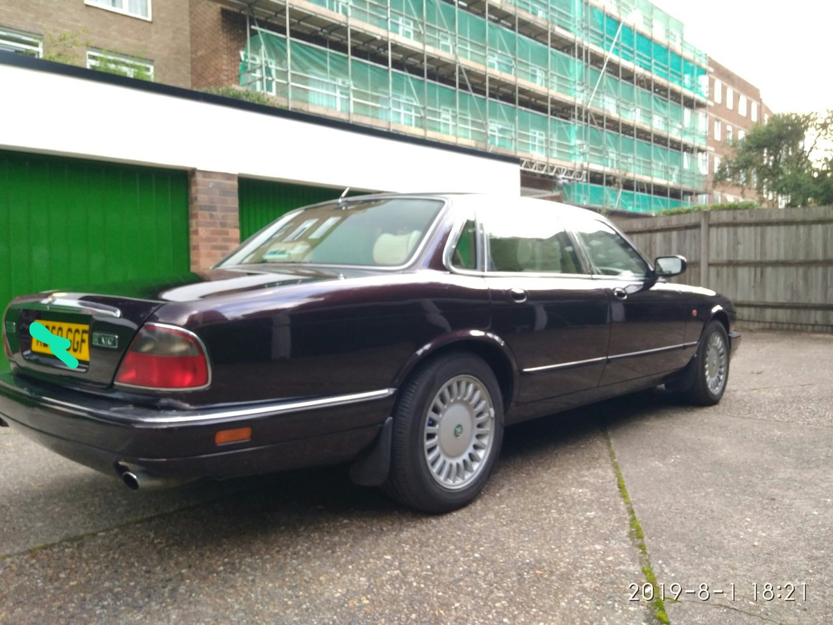 1995 JAGUAR XJ12 (X305) For Sale (picture 2 of 5)