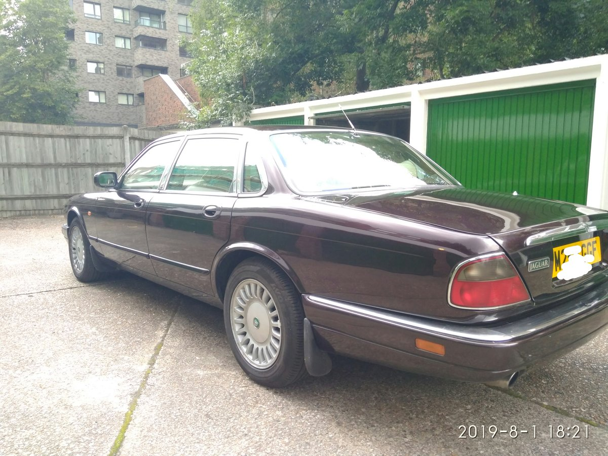 1995 JAGUAR XJ12 (X305) For Sale (picture 3 of 5)