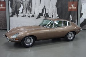 1963 Jaguar E-Type Series 1 3.8  Coupe For Sale