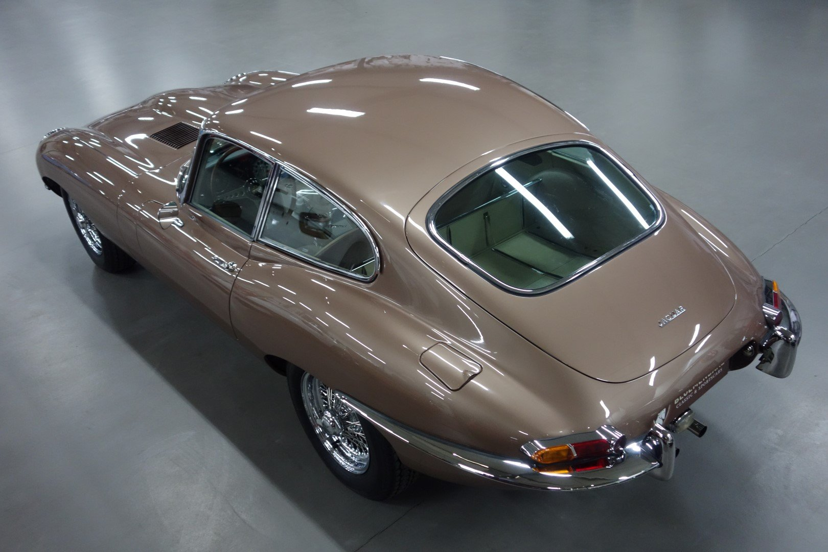 1963 Jaguar E-Type Series 1 3.8  Coupe For Sale (picture 5 of 6)