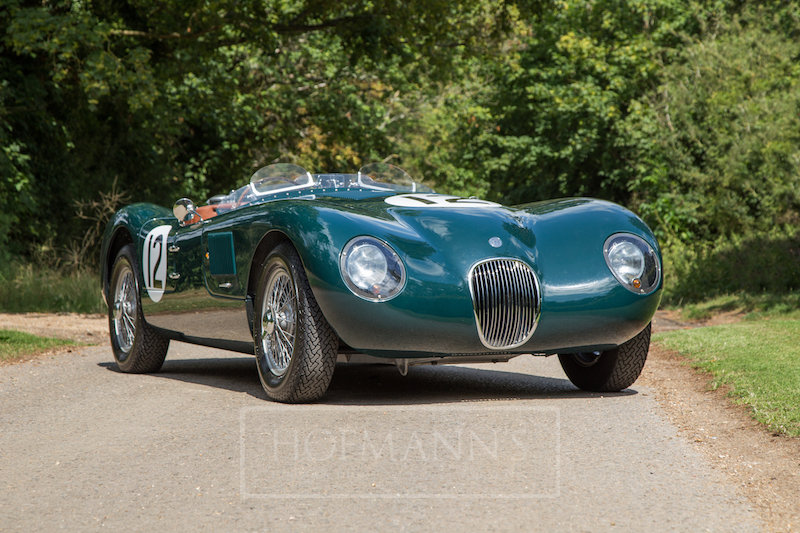 2018 JAGUAR C TYPE BY PROTEUS - CHASSIS NO.12 For Sale (picture 1 of 6)