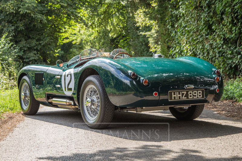 2018 JAGUAR C TYPE BY PROTEUS - CHASSIS NO.12 For Sale (picture 2 of 6)