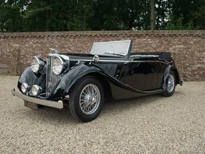 1938 Jaguar SS 3.5 litre DHC Pre war For Sale