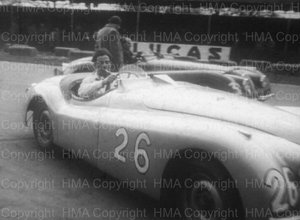 1957 HMA Historic Motorsports Archive, Stirling Moss.