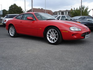 1998 JAGUAR XKR SUPERCHARGED COUPE 1999 - £6950