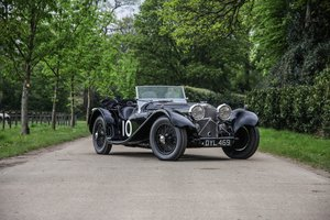 1937 Jaguar SS100 2.5 Litre Period Competition Car