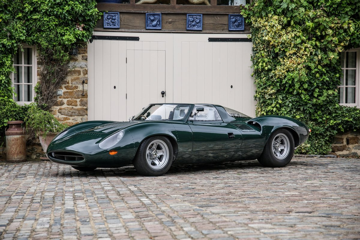 1966 Jaguar XJ13 'All Aluminium' Recreation For Sale (picture 1 of 22)