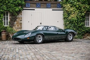 Jaguar XJ13 'All Aluminium' Recreation